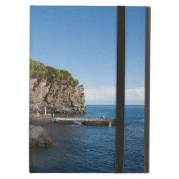 Caloura, Azores islands Cover For iPad Air