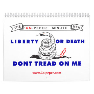 Calpeper® American Patriot Calendar