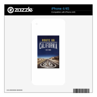 calrout66 skin for the iPhone 4S
