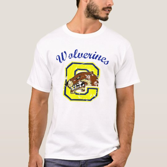 Calumet Wolverines T-Shirt