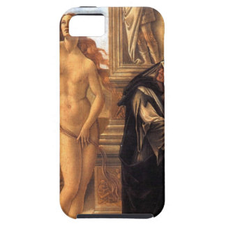 Calumny by William-Adolphe Bouguereau iPhone 5 Covers