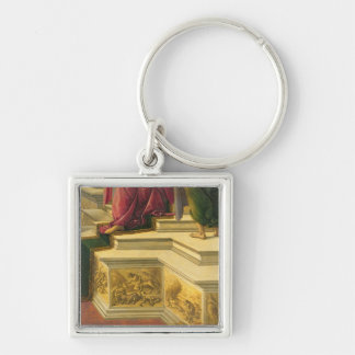 Calumny of Apelles: detail showing part of the pod Keychain