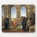 Calumny of Apelles Mouse Pads