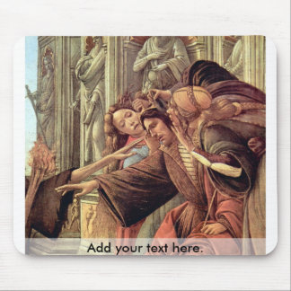 Calumny of Apelles Mouse Pad