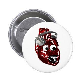 Caluroso Pin Redondo 5 Cm