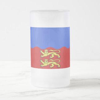 Calvados flag coffee mug