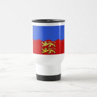 Calvados flag mugs