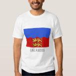 Calvados flag with name T-Shirt