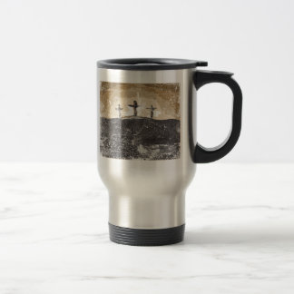Calvary 15 Oz Stainless Steel Travel Mug