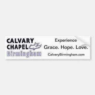 Calvary Chapel Birmingham Bumper Sticker
