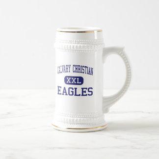Calvary Christian - Eagles - High - Pacific Grove Coffee Mug