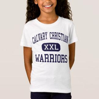 Calvary Christian - Warriors - High - Clearwater T-Shirt