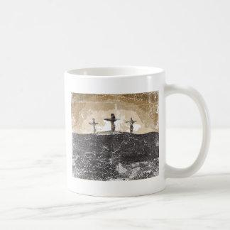 Calvary Classic White Coffee Mug