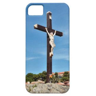Calvary de Collioure en Francia iPhone 5 Protector