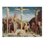 Calvary, después de una pintura de Andrea Mantegna Postal