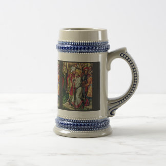Calvary Detail By Meister Von 1477 (Best Quality) Mugs