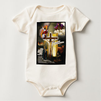 Calvary-Old-Testament-Typology - 12-20-2012 300 DP Baby Bodysuit