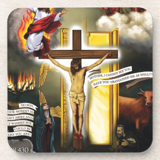 Calvary-Old-Testament-Typology - 12-20-2012 300 DP Drink Coaster