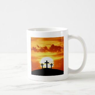 Calvary Sunrise Coffee Mug