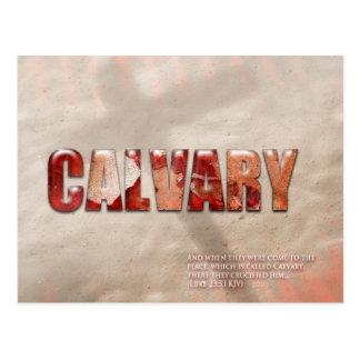 Calvary Postal