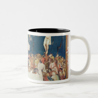 Calvary Two-Tone Coffee Mug
