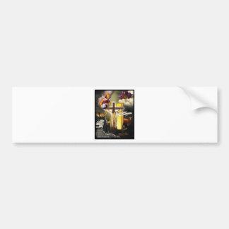 Calvary-Viejo-Testamento-Tipología - DP 12-20-2012 Etiqueta De Parachoque