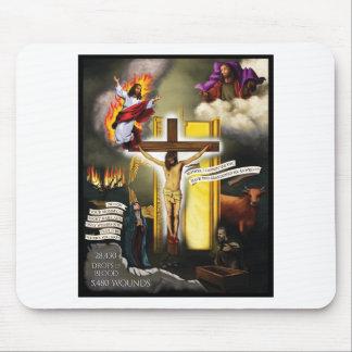 Calvary-Viejo-Testamento-Tipología - DP 12-20-2012 Mouse Pad