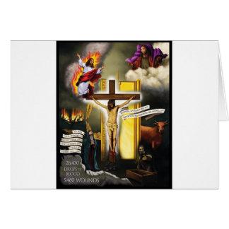 Calvary-Viejo-Testamento-Tipología - DP 12-20-2012 Tarjeta De Felicitación
