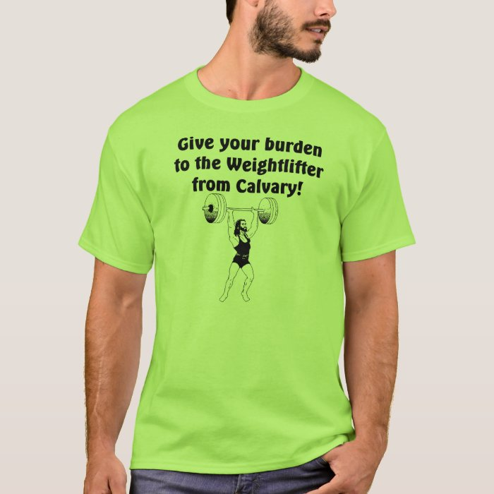 Calvary Weightlifter T-Shirt