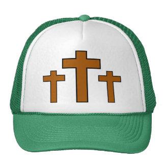 Calvary's Trees Trucker Hat