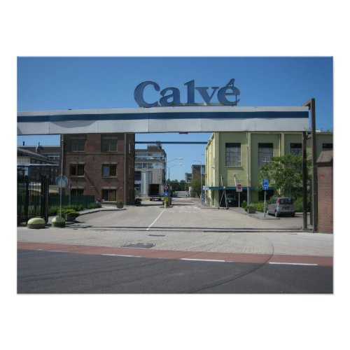 Calve factory