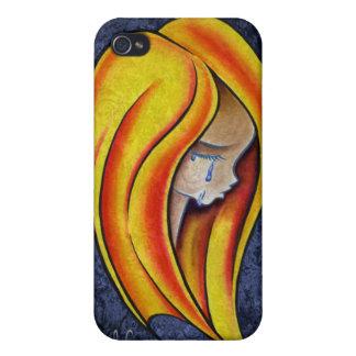 Calvera iPhone 4 Funda