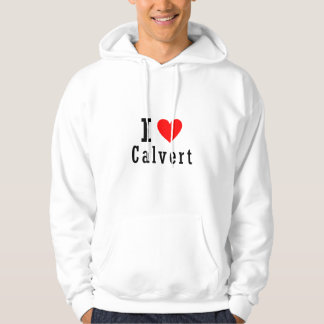 Calvert, Alabama City Design Hoodie