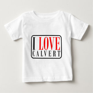 Calvert, Alabama City Design Infant T-shirt