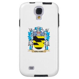 Calvert Coat of Arms - Family Crest Galaxy S4 Case