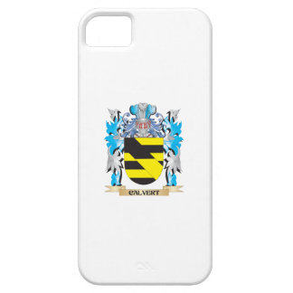 Calvert Coat of Arms - Family Crest iPhone 5 Covers