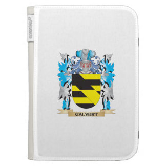 Calvert Coat of Arms - Family Crest Kindle 3G Cases