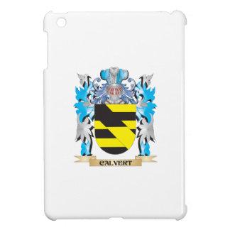 Calvert Coat of Arms - Family Crest iPad Mini Cases