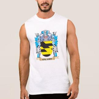 Calvert Coat of Arms - Family Crest Sleeveless Shirt