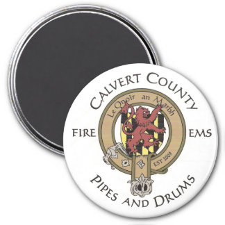 Calvert County Pipes and Drums Magnet