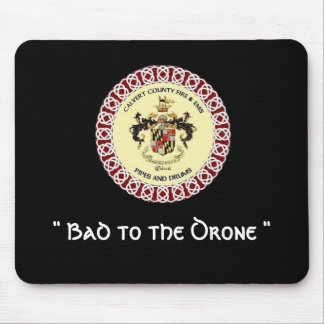 Calvert County Pipes and Drums Mouse Pad