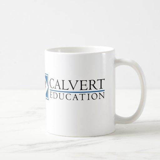 Calvert Education Mug (white)