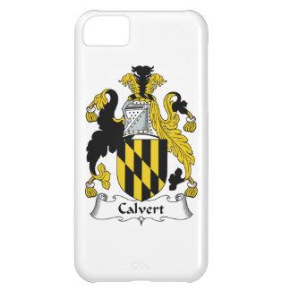 Calvert Family Crest iPhone 5C Case