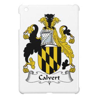 Calvert Family Crest iPad Mini Covers