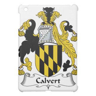 Calvert Family Crest iPad Mini Cases
