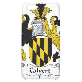 Calvert Family Crest Case For iPhone 5C