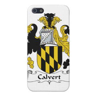 Calvert Family Crest iPhone 5 Cover