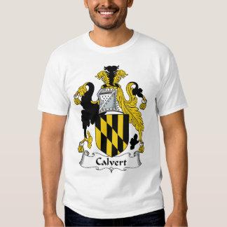Calvert Family Crest T-shirt