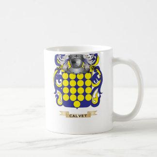 Calvet Coat of Arms (Family Crest) Mugs