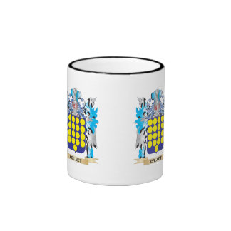 Calvet Coat of Arms - Family Crest Coffee Mug